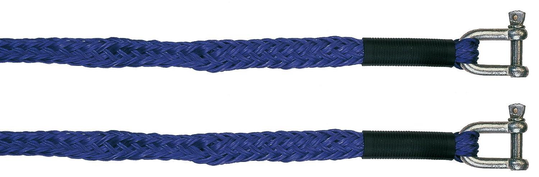 Cartrend Abschleppseil 3 Tonnen, blau 50173