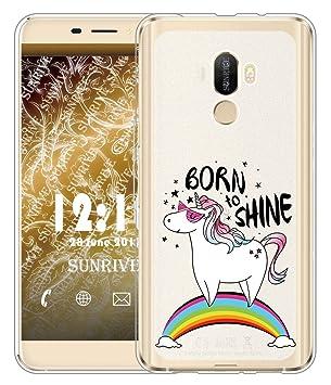 best value e1c6e d20d9 Sunrive Case For Ulefone S8 Pro: Amazon.co.uk: Electronics