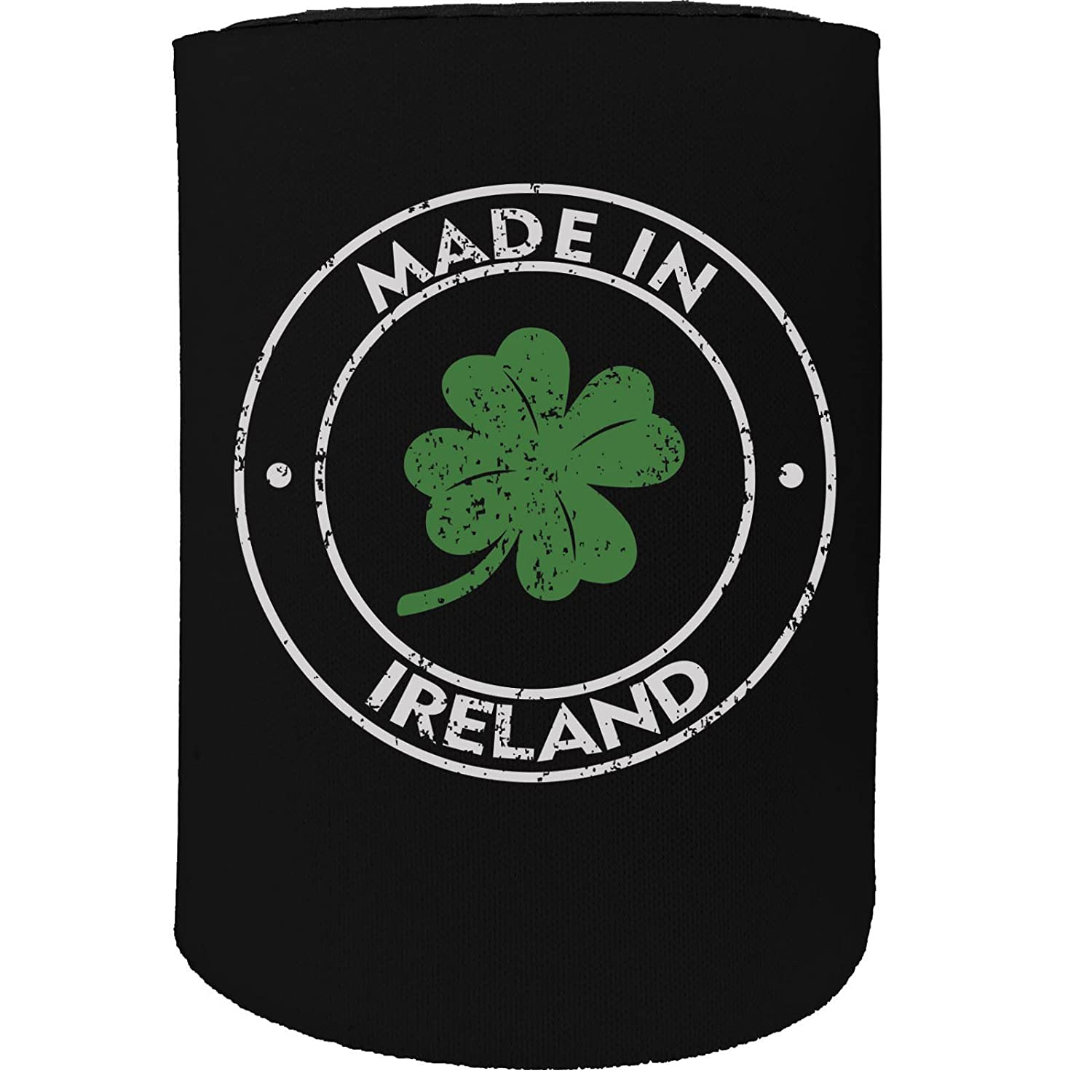 123t Stubby Holder - Made in Ireland - Funny Novelty Birthday Gift Joke Beer Can Bottle Coolie Koozie Stubbie