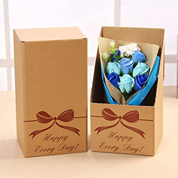 Weihnachten Geschenke Geschenke Zum Valentinstag Seife Blumen