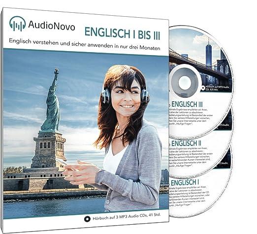 Audionovo Englisch I Ii Und Iii Englisch Lernen Für Anfänger Und