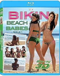 3d Bikini Beach Babes Issue 1 Blu Ray 3d