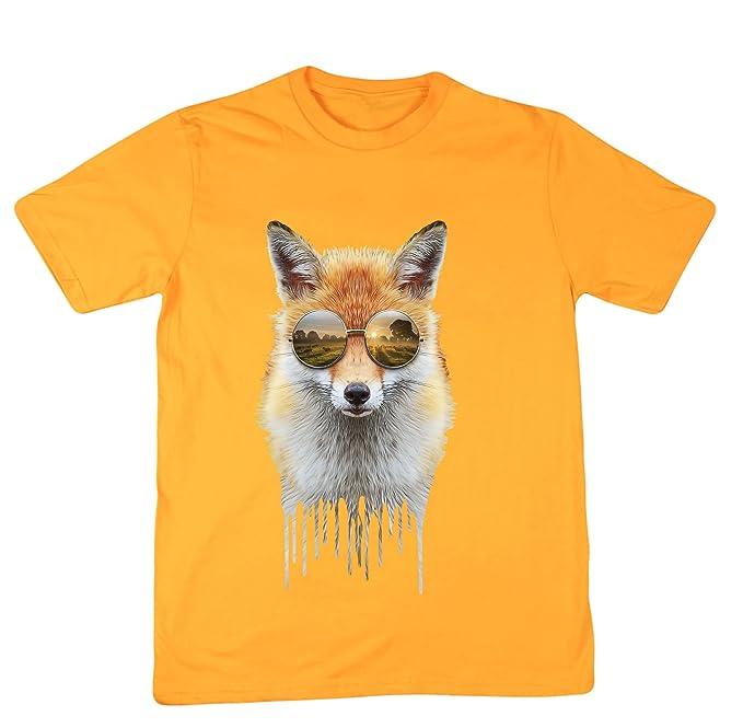 Short-Sleeve Unisex T-Shirt Fox
