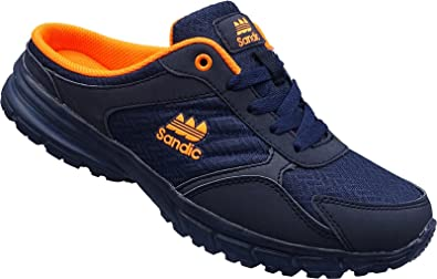 Slipper Orange Navy 41 Sabots 36 1698 Pantoletten Gr Damen Art Sandalette Schuhe nr rCBedxoW