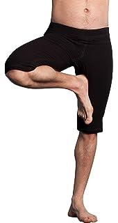 Amazon.com: bhujang estilo Cobra Slim pantalones de yoga ...