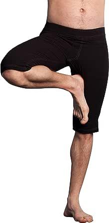 Bhujang Style Performance Yoga Shorts for Men – Active Cobra Shorts from
