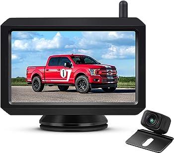Auto-Vox W7PRO 720P Digital Wireless Backup Camera Kit