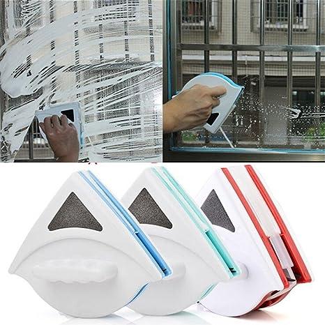 Elistelle - Escobillas magnéticas de doble cara para limpiaparabrisas