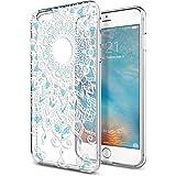 MTT Designer pattern printed Soft back cover case for Apple iPhone 6S / 6 (Design 2)