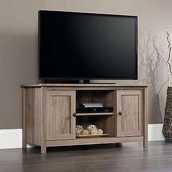 Amazon Com Sauder County Line Panel Tv Stand For Tvs Up To 47
