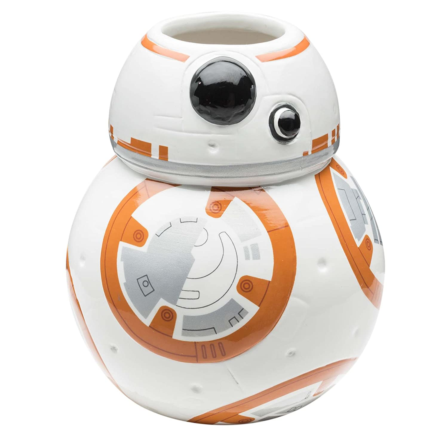 Taza BB-8 androide