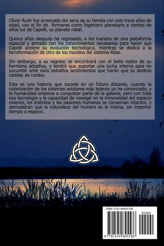Amazon.com: Regreso a Capelli (Spanish Edition) (9781544845586): Andres Gomez Ordoñez: Books