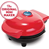 Dash Mini Maker Portable Grill Machine + Panini Press for Gourmet Burgers, Sandwiches, Chicken + Other On the Go Breakfast, L