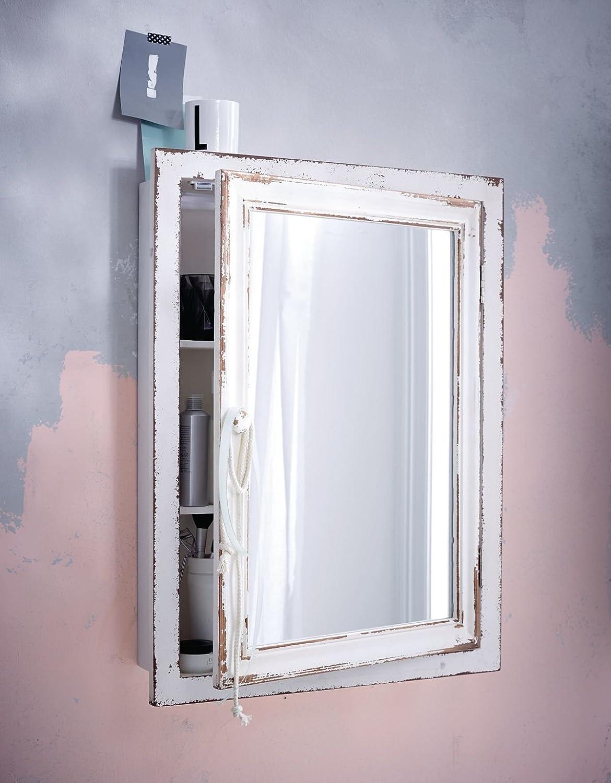 Spiegelschrank vintage bestseller shop f r m bel und - Badezimmer spiegelschrank vintage ...