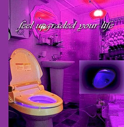 Sedile Bidet Per Wc.Q7700 Sedile Elettronico Per Wc Con Telecomando Bidet Getto Di Acqua Calda Dimensione Allungata Amazon It Fai Da Te