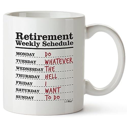 Humorous Retirement Gifts: Amazon.com