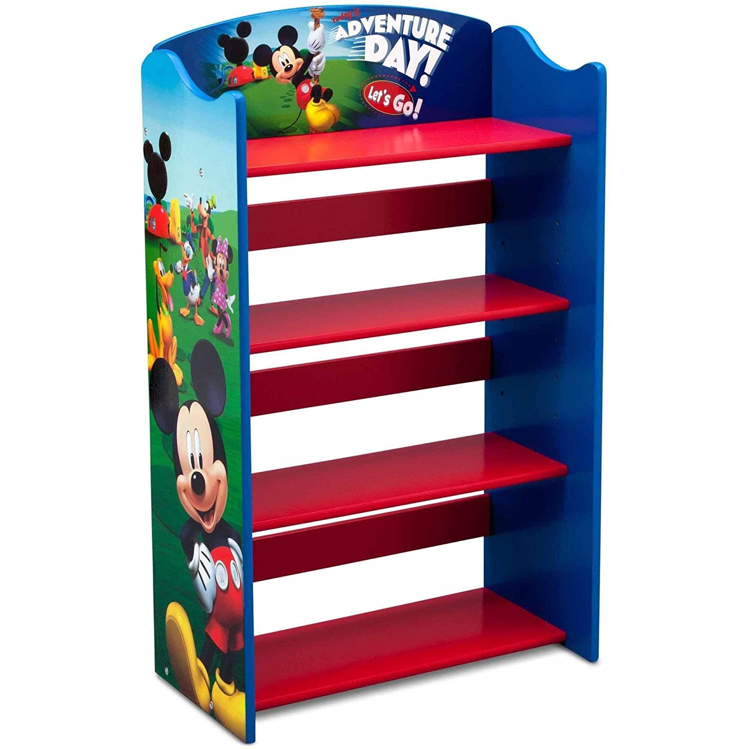 nifty of review toddler mommy tidy thrifty abc bookshelf books