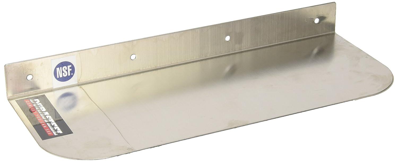 DuraSteel Stainless Steel Splash Guard - 15