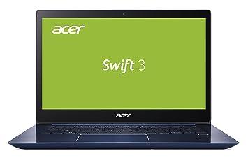 Acer Swift 3 sf314 - 52 Ordenador Portatil Azul i5 - 7200u PCIe SSD Full HD IPS Windows 10: Amazon.es: Electrónica