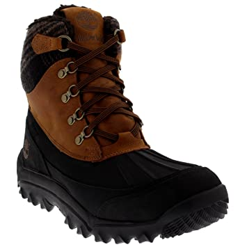 bottes d'hiver timberland homme