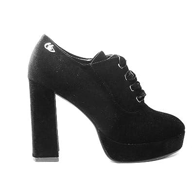 Womens Indra Platform Heels, Black, 4 Byblos