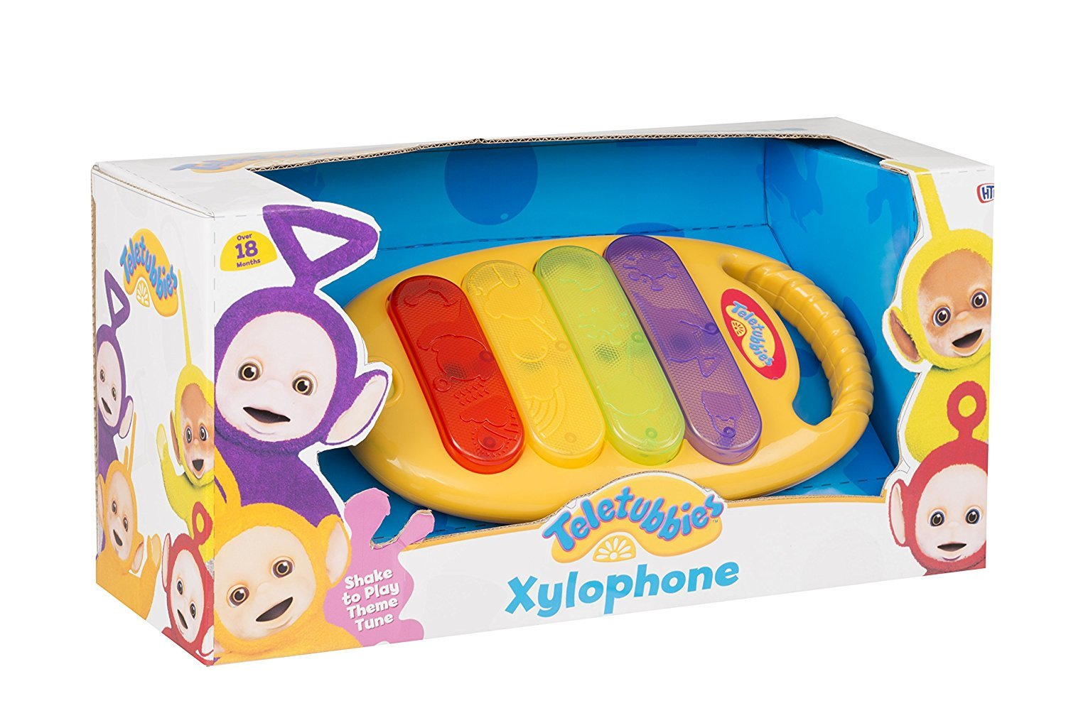 Months Teletubbies Xylophone Ages 18