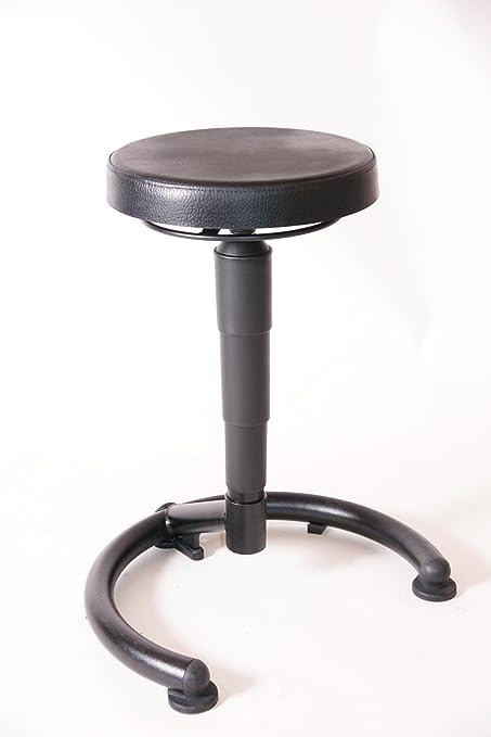 Taburete, asiento redondo (espuma de poliuretano)