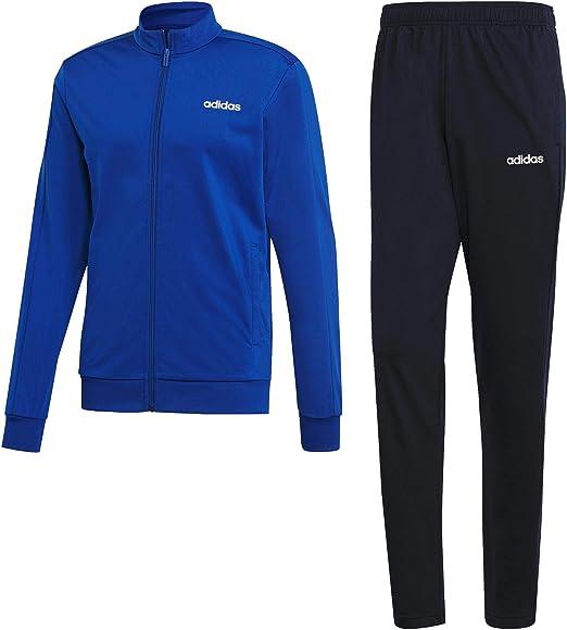 adidas Basics Tracksuit Suits, Hombre: Amazon.es: Ropa y accesorios