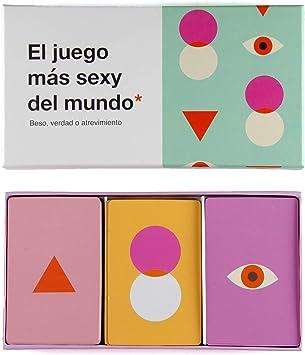 Milimetrado Juego erótico para Parejas El Juego más Sexy del Mundo - Regalos para Parejas - Juego de Mesa: Amazon.es: Juguetes y juegos