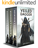 Veiled Dagger Series: Books 1-3