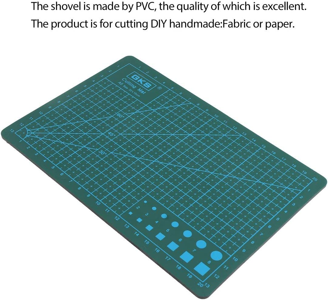 CHANG KUN PVC A5 Double-sided cutting mat Eco Friendly Self Recovery Cutting Mat For Fabric And Paper Engraving