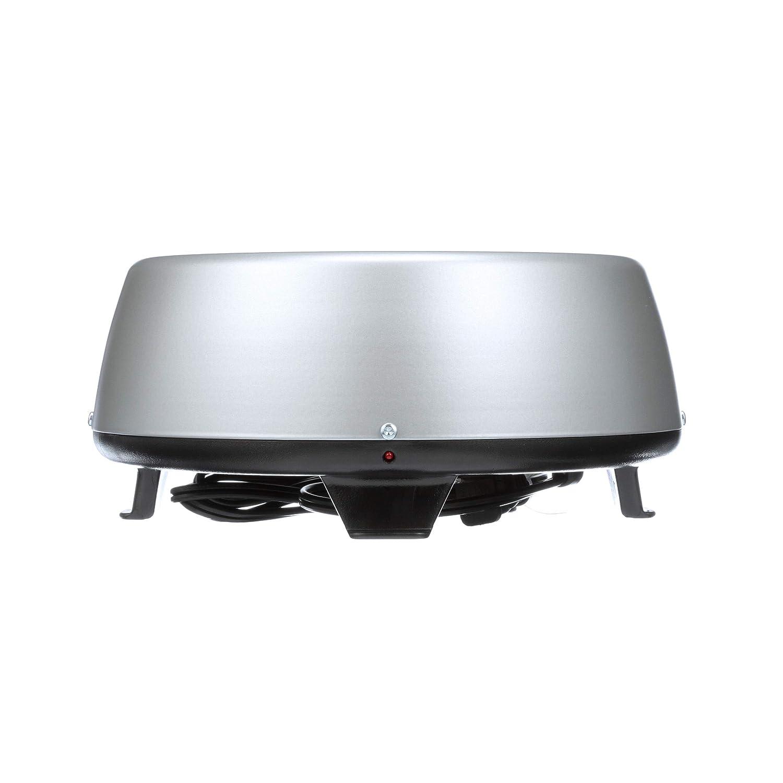 Small Caframo Limited 9406CAABX Stor-Dry 9406 Dehumidifier Warm Air Circulator Fan Metallic