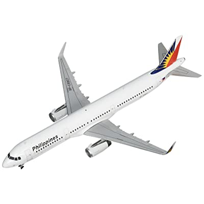 Gemini200 Philippines A321S Airplane Model (1:200 Scale): Toys & Games