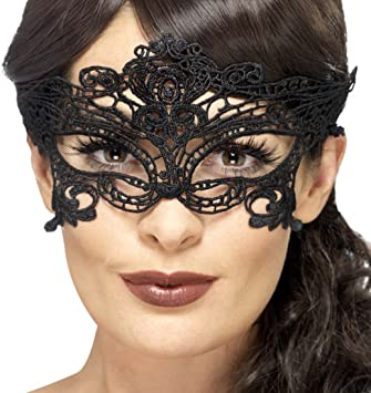 maschera facciale carnevale