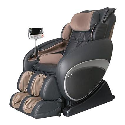 Wonderful OSAKI OS 4000 Zero Gravity Massage Chair, Charcoal