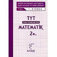 Karekök YKS TYT Matematik 2. Kitap 1. Oturum
