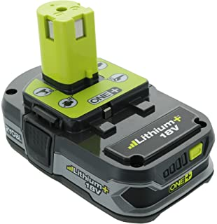 Amazon com : Ryobi P2300A ONE+ 9 in  18-Volt Lithium-Ion Cordless