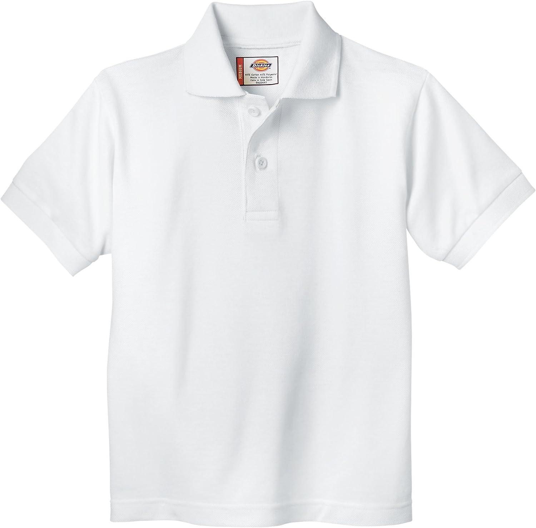 Dickies Boys Short Sleeve Polo