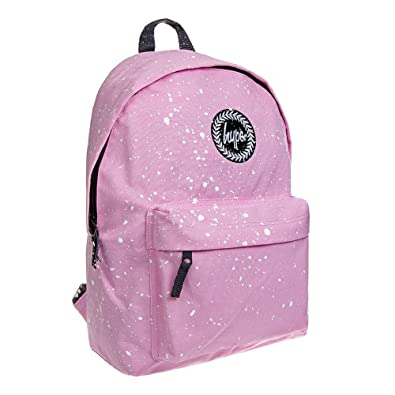 a017906570 Hype Baby Pink Speckle Backpack (Pink White)  Amazon.co.uk  Shoes   Bags