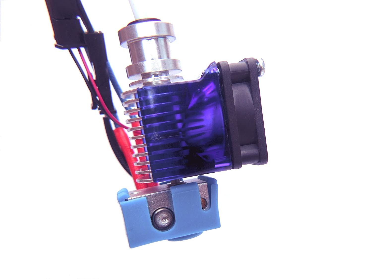Extruder Hot End Full Kit, 3D Printer J-head 1.75mm Direct (Universal) 12V for Prusa i3 Reprap 3D Printer TCMUK
