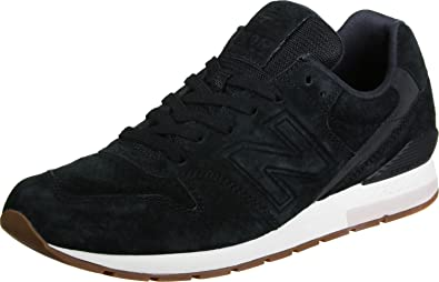 new balance 996 suede black
