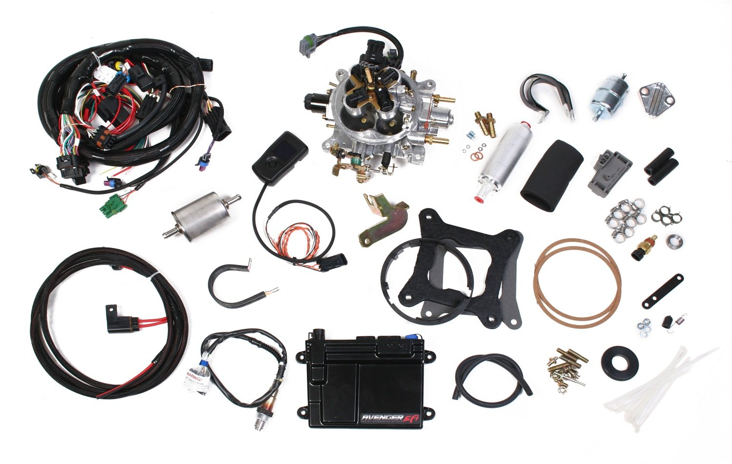 Holley 550-400 Avenger EFI Throttle Body Fuel Injection System