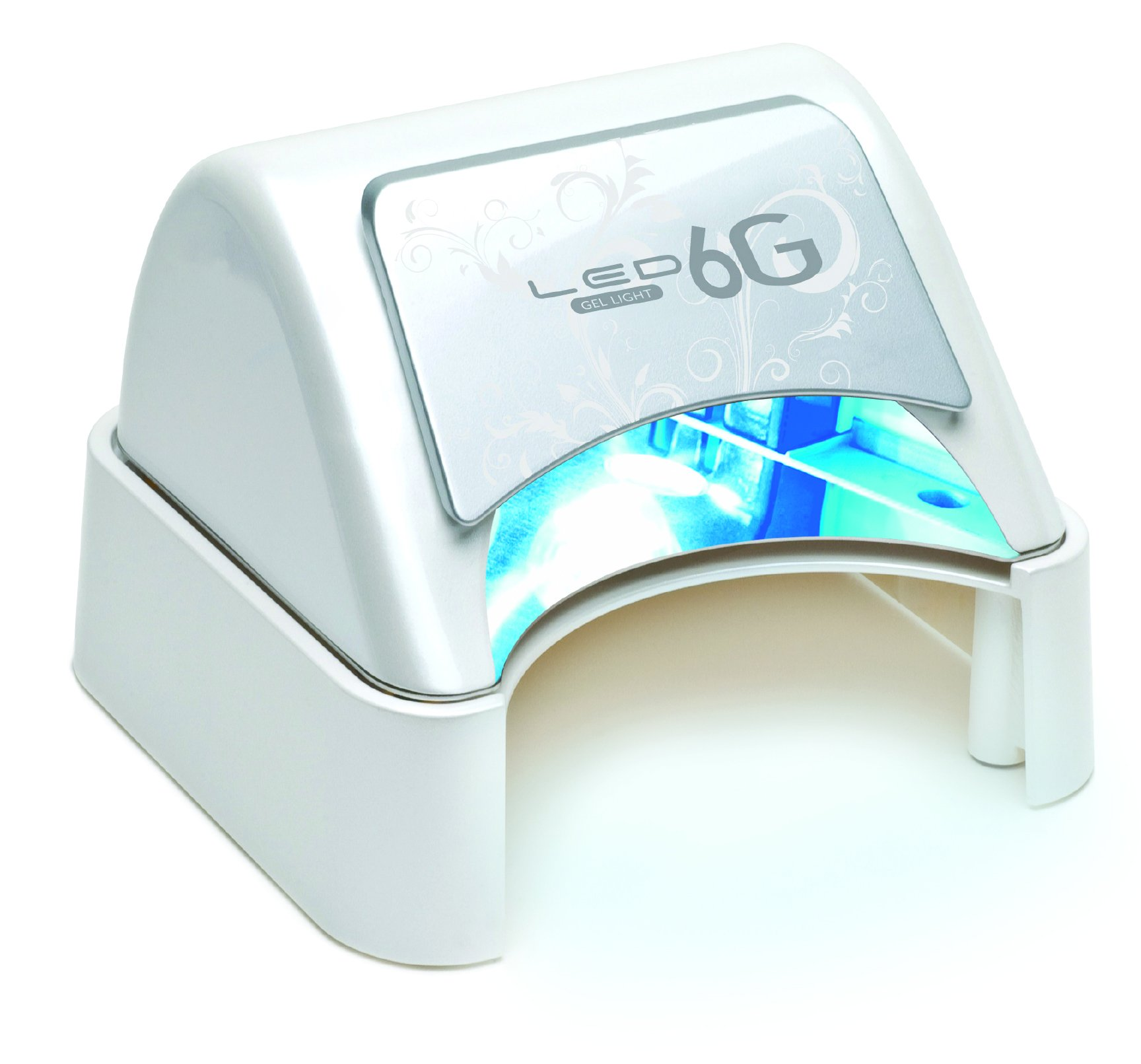 Gelish Harmony 6G 30W LED Lamp With Magnetic Tray For Curing Manicures   01374