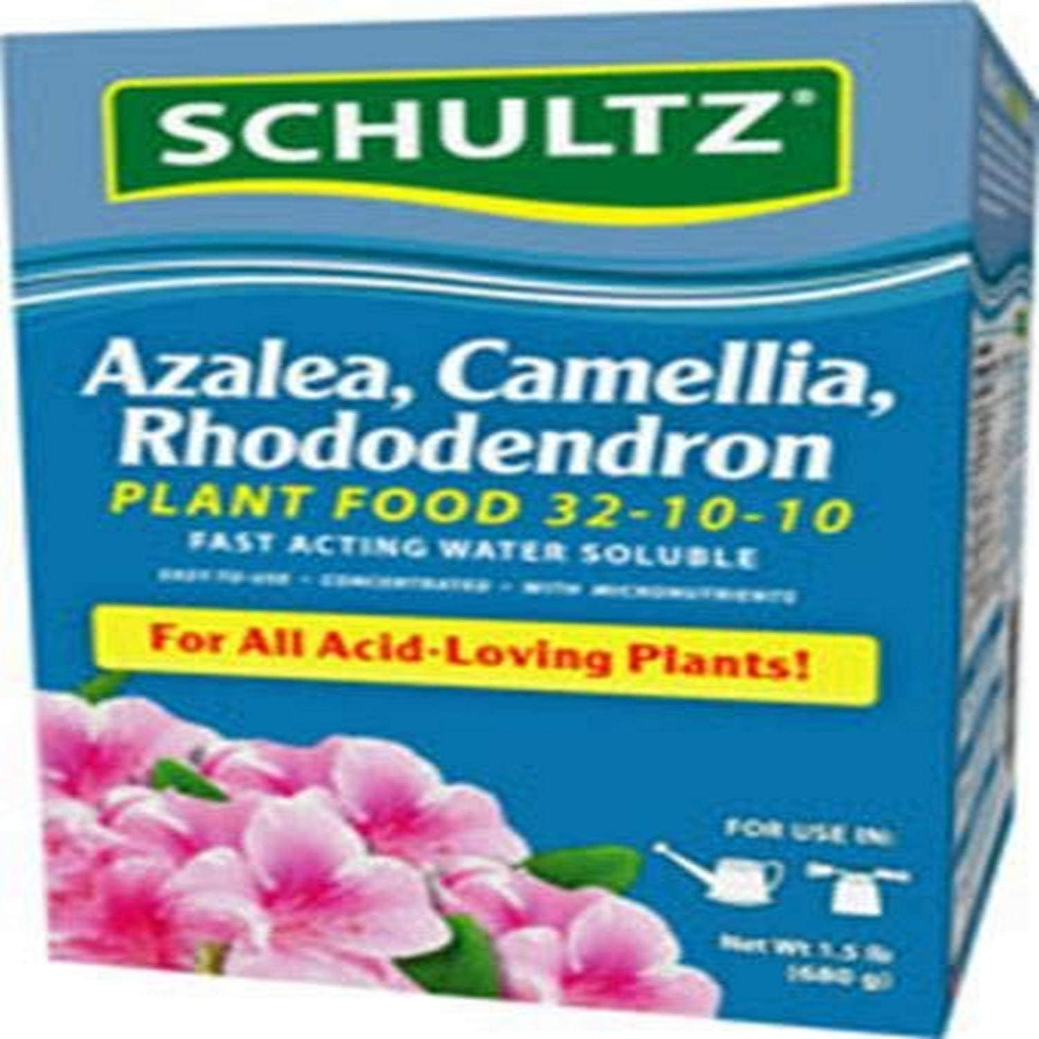 Schultz ACR Water Soluble Plant Food 32-10-10, 1.5 lb - SPF70860