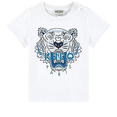 db923f5e8 Amazon.com: Kenzo Kids Tiger t-Shirt: Clothing