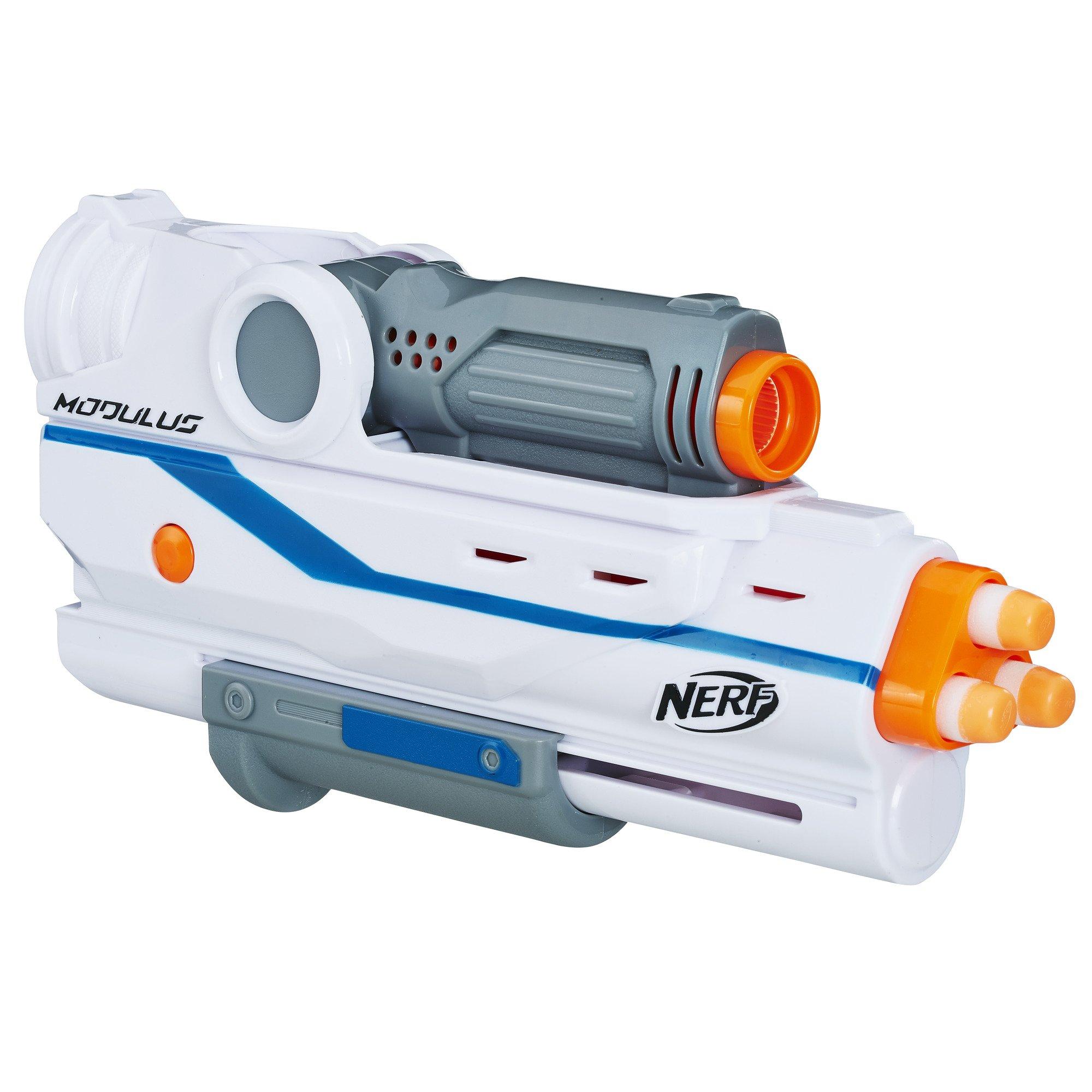 Nerf E0786 Modulus Mediator Barrel Battle Toy