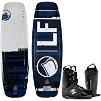Liquid Force Raph Hybrid Wakeboard Mens 135cm + Hyperlite Bindings O/S 8-12