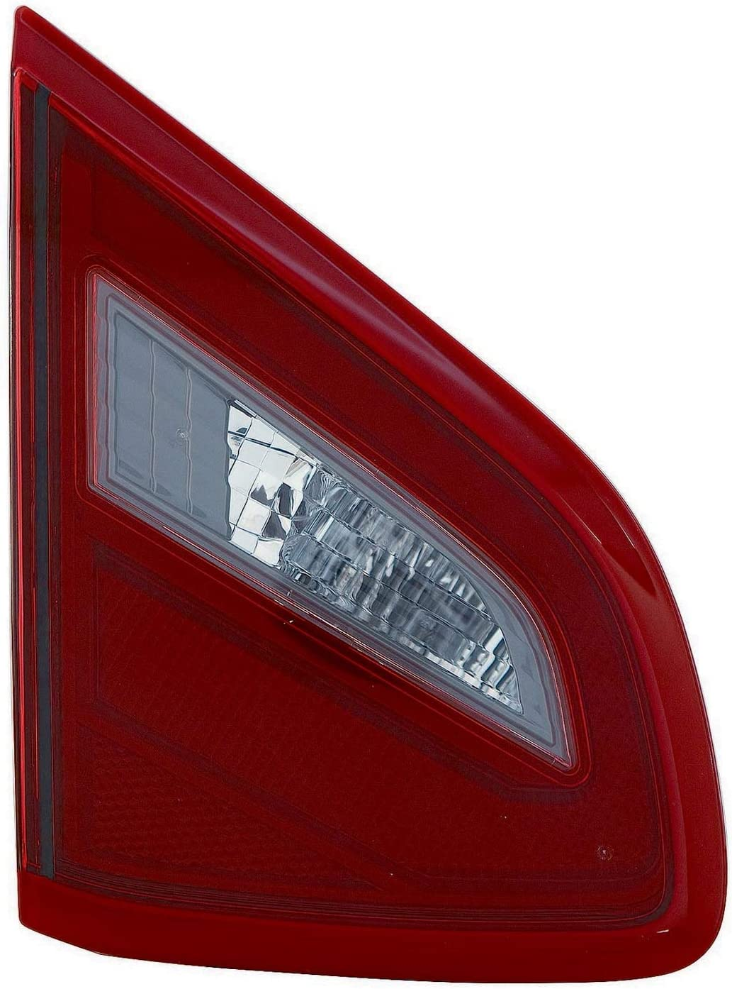 Tail Light Assembly No variation Multiple Manufactures NI2802117C Standard