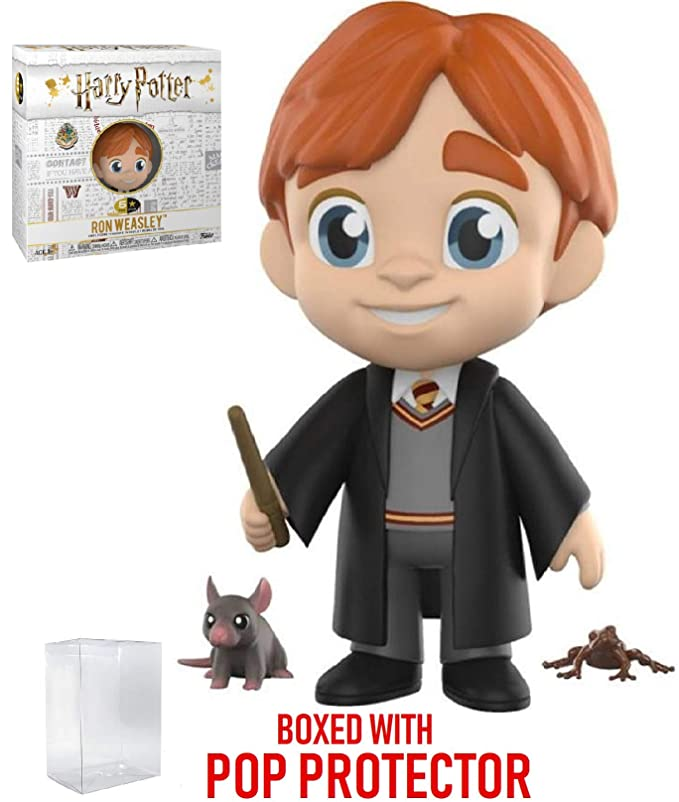 Amazon.com: Funko 5 Star: Harry Potter – Figura de vinilo de ...