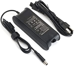 90W 19.5V 4.62A AC Adapter Laptop Charger for Dell Latitude E7440 E7450 E6400 E6410 E6420 E6430 E5430 E6330 E6320 E6230 E6220 ; Dell inspiron N5110 N5010 N7110 N7010 N4010 N4110 Power Supply Cord